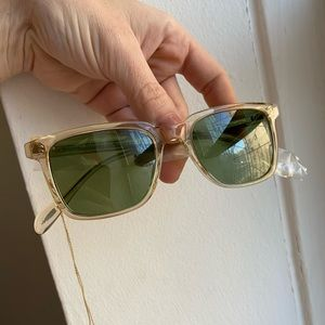 Oliver peoples brand new sunglasses